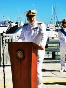 Cerimonia Passaggio di consegna Comando COMPAMARE